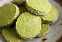 Green tea stuff