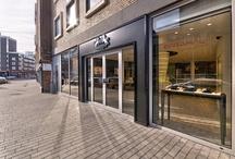 Steinberg Trouwringen Centrum Rotterdam - Inrichting winkel / De inrichting van de winkel in Rotterdam