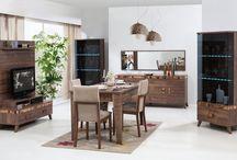 Yemek Odası Takımları / Capilon Mobilya Yemek Odası Takımları