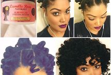 twists and protective styles