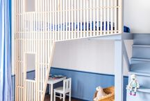 Children bedroom - chambre enfant
