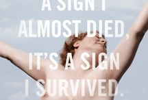 Survivor / by Sandy Smith Andlinger