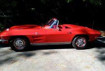 C2 Corvettes For Sale 1963-1967
