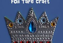 Bible Craft Ideas / by Judy Griffin