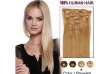 Real hair extensions Canada / We offer different types of real hair extensions Canada at the most reasonable prices. It will surely enable people to change their hairstyles by enhancing their hair volume.