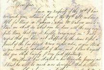 Documentos Antiguos / Old Documents