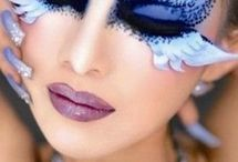 Make up aliens / Aliens ideas