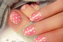 Nails / by Kathleen McCaffrey