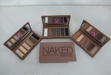 MAKEUP PALLETTES