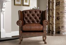 Savoy Traditional Leather Furniture / Take a look at our range of Savoy traditional leather furniture. (Available in a variety of colours - please see the website for more options) - http://www.thomaslloyd.com/range/savoy/