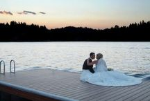 Lake/Waterscape Wedding locations California