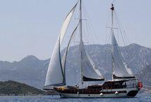 ILKNUR SULTAN / #gulet, #yacht, #bluevoyage, #yachtcharter, www.cnlyacht.com