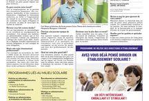 Revue de presse - 17 septembre 2014