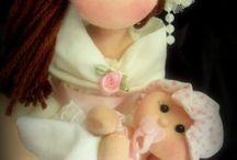 Como fazer bonecas