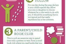 Bonding / Family bonding time! Here are some great ways to build a stronger relationship with your child.