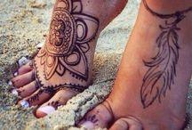 Feder tattoo