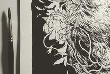 Teagan White Illustration / Love her art