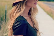 Hats / by Rhonda Giedt