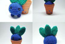 Crochet ideer til mor