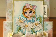 LRS Design Team - WENDY / This is where you will find all of the gorgeous designs created by Loves Rubberstamps Design Team Member - Wendy Nicola Jackson. You can check out more of Wendy's work on her blog: Crafty Kiwi Momma / by Tim & Laura Love