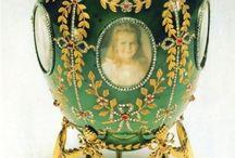 Beautiful - Faberge, Swarowski,Shibori, Silver