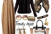 Styles de hijab