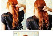 coiffure à tenter