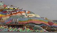 Oh-my-God Hot Springs!! ...& Salvation Mountain