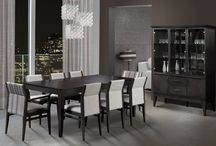 Dinec / High-end dining tables, benches, chairs and diva chairs