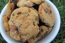 beef :: dog treat recipes / dog treat and biscuit recipes with beef as the main ingredient.