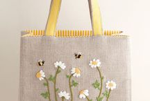 Embroidery Totebag