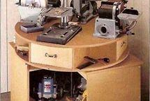 Workbench, tools