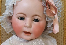 Vintage Dolls / Dolls I wish for / by Dee Thurlo
