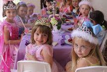 Birthday Party ideas / by Alicia Haws