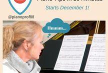 Piano Teacher Workshops