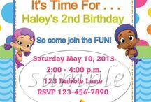 Kids Birthday Party / by Jenny Finch
