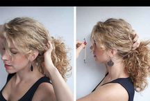 What to do with curly hair