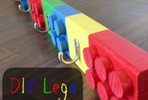 Lego's bedroom