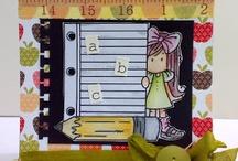 Lady cards / Dame kort