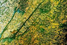 Aerial landscapes