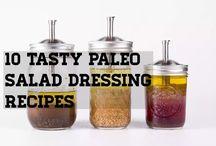 Paleo dressings/condiments