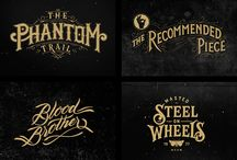 Hand Lettering & Sign Painting