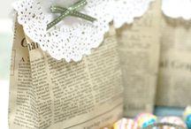 verpackung & kleine geschenke