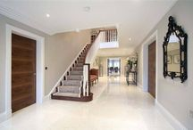 Entrance Halls, Stairs and Landings