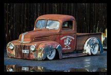 Trucks & Cars ~