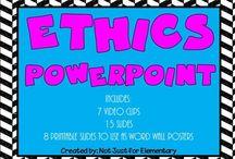 The Ethics Teacher