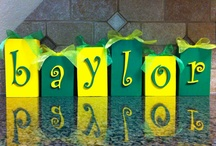 Baylor!! / by Stephanie McNeely