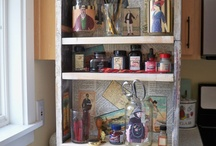 ◄Re-Organization and Decoration► / Organizers and space savers... / by Artelsie