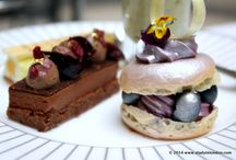 London Afternoon Teas / The best London afternoon teas