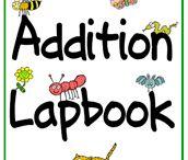 Lapbook ideas / by Kelly Rae Ardis